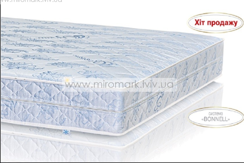 Матрас пружинный Мираж 160х200