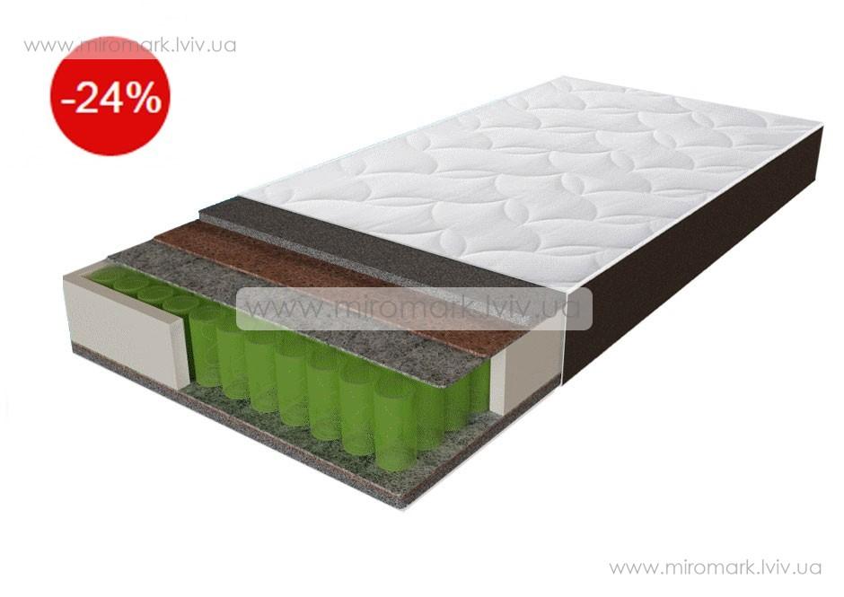 Акция! -20% Матрац Omega Sleep&Fly Organic  180х200