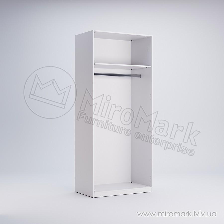 Шкаф 2 двери Фемели