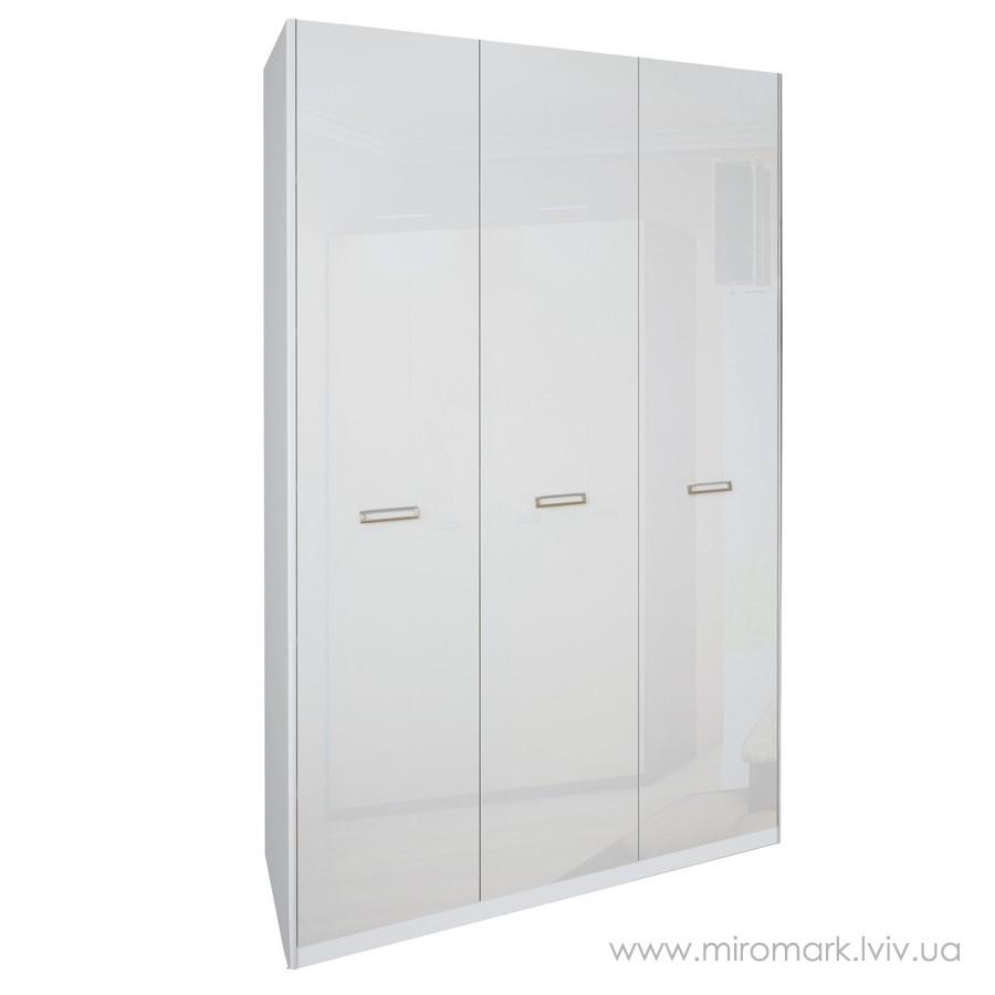 Белла шкаф 3дв без зеркал (138см)