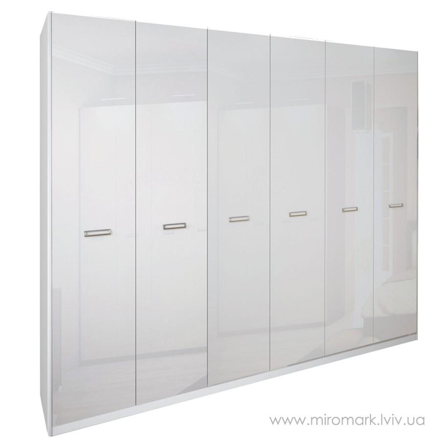 Белла шкаф 6дв без зеркал (272см)