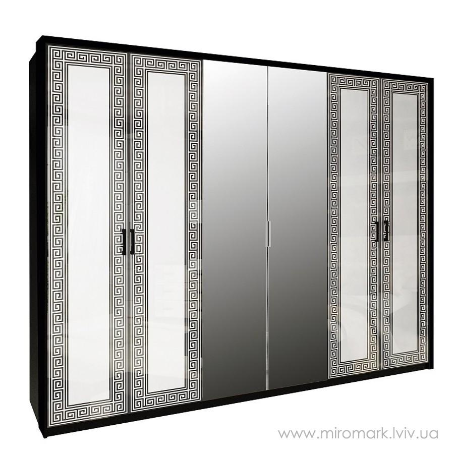 Шкаф 6дв (272см) Виола