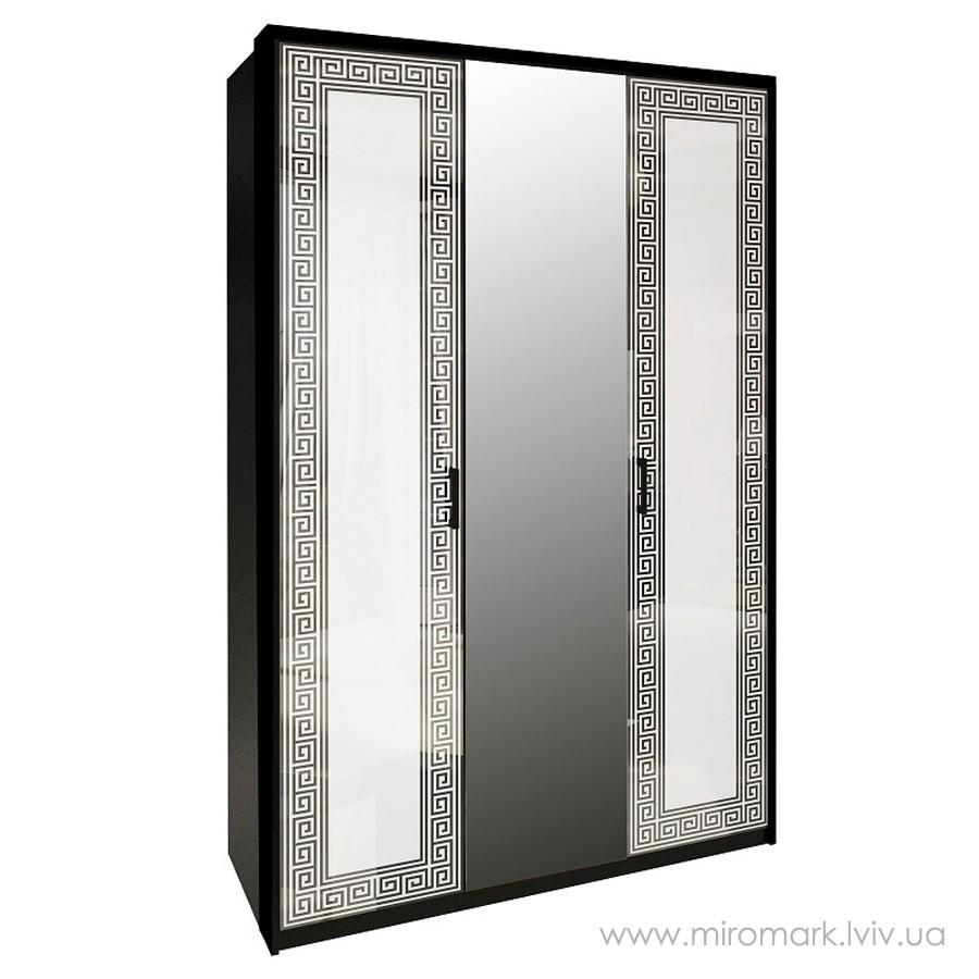 Шкаф 3дв (138см) Виола