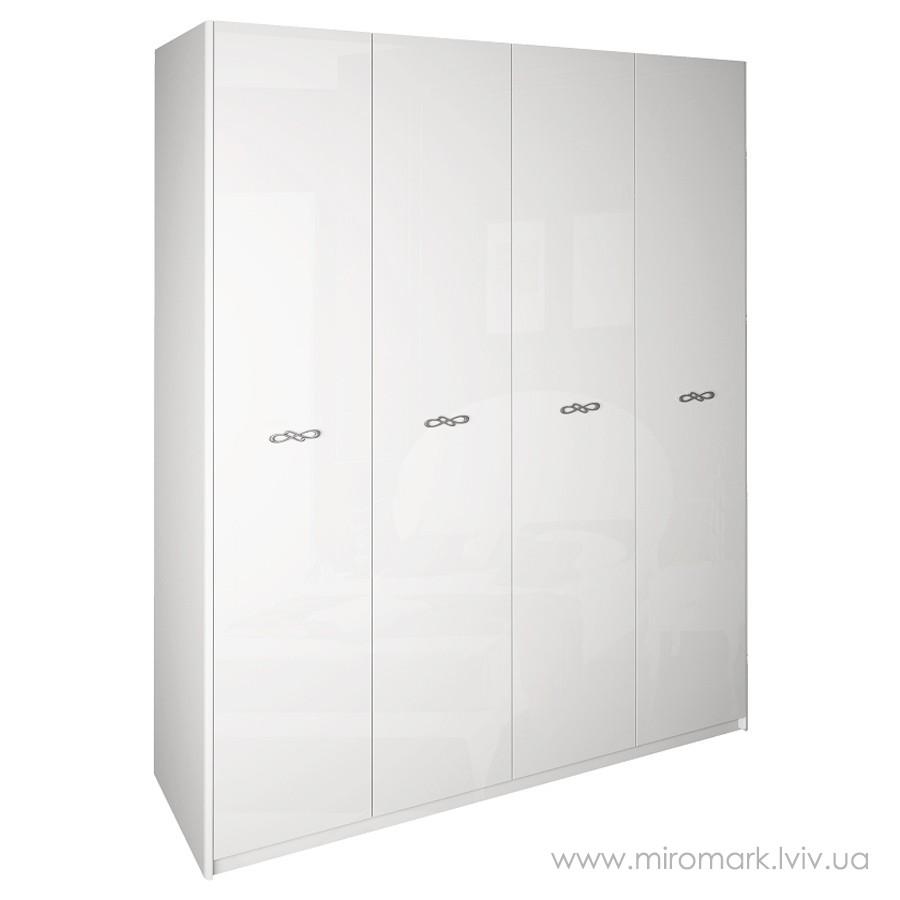 Шкаф 4дв (183см) БЗ Империя