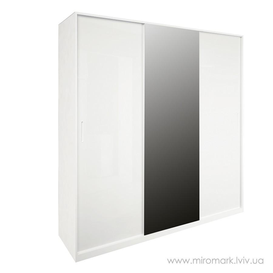 Шкаф-купе зеркало (200см) Рома