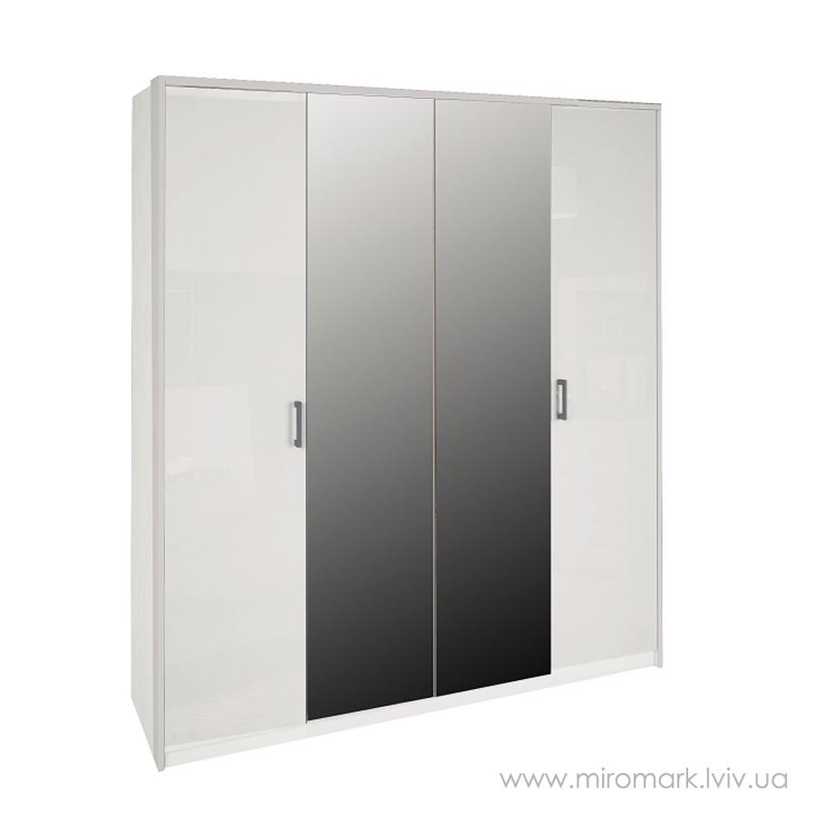 Шкаф 4дв (183см)  Рома