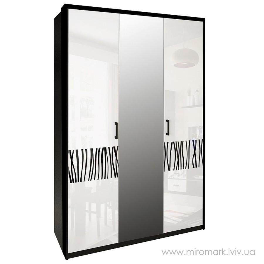 Шкаф 3дв (138см) Терра