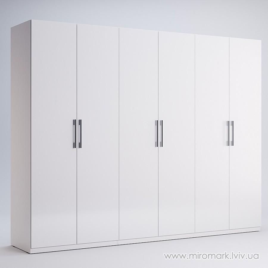 Шкаф 6 дверей Фемели