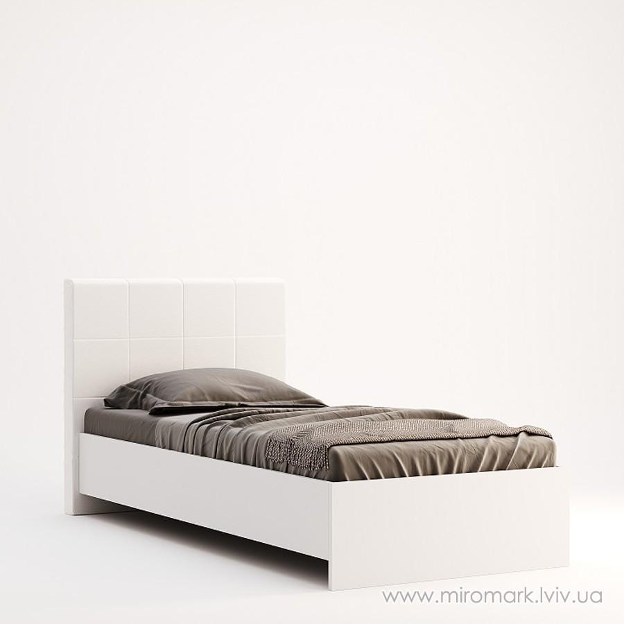 Кровать 0,9х2,0 с каркасом Фемели