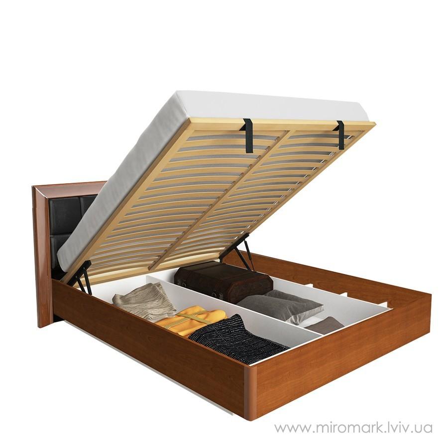 Кровать 160 подъемная/мягкая Белла