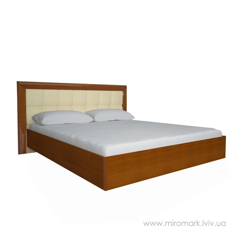 Кровать 160 мягкая Белла ваниль