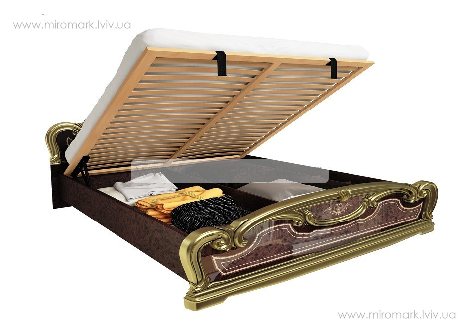 Мартина гол кровать 160 подъемная с каркасом радика махонь