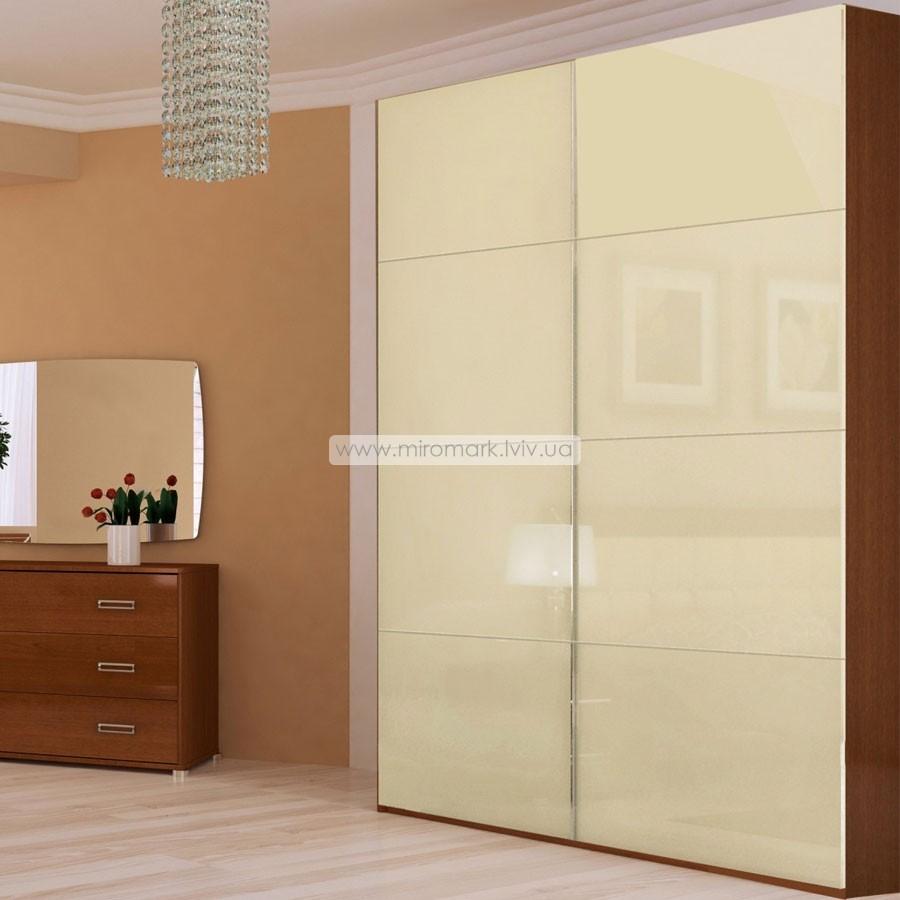 Шкаф 4дв (183см) Белла ваниль