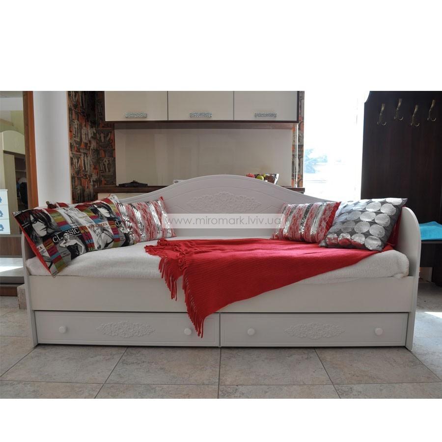 Кровать диванчик (80х200) без ламелей