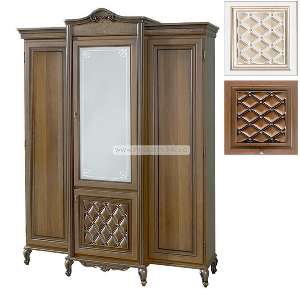 Новита шкаф 3-дверный
