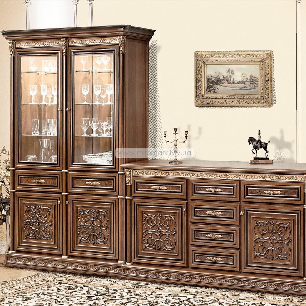 Тоскана Нова шкаф 3-дверный