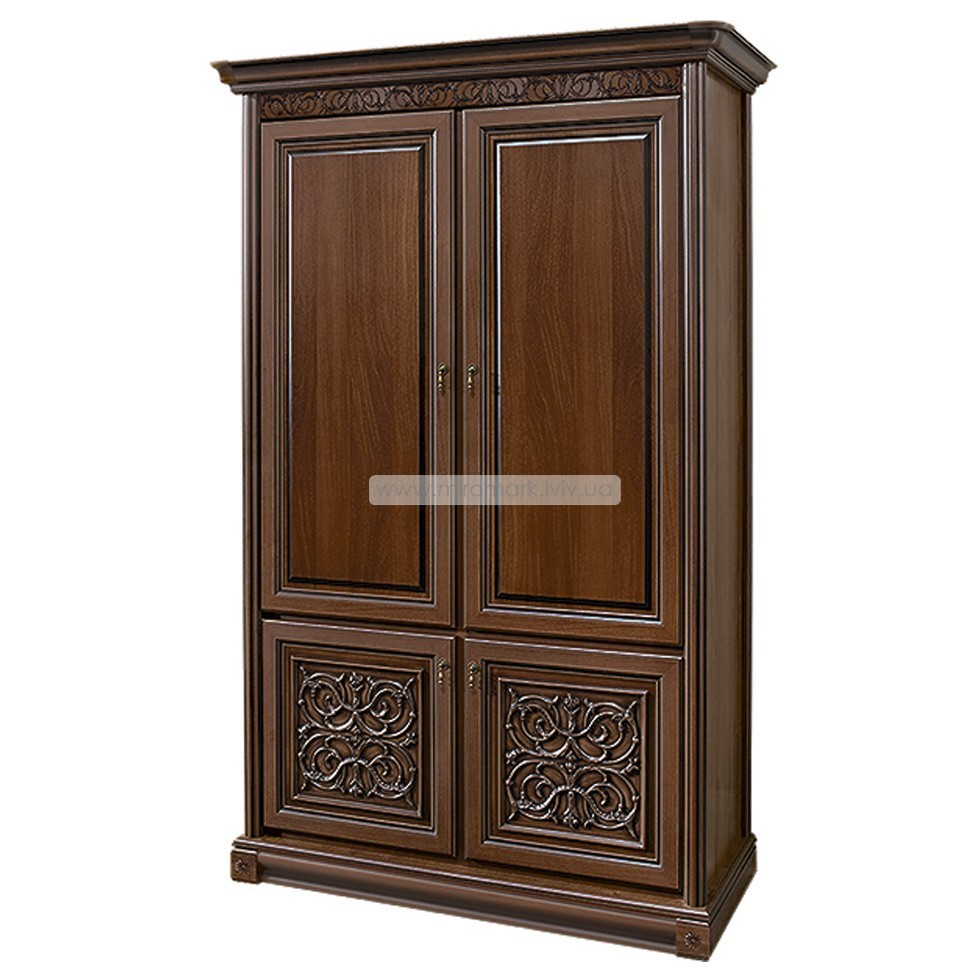 Тоскана шкаф 2-дверный