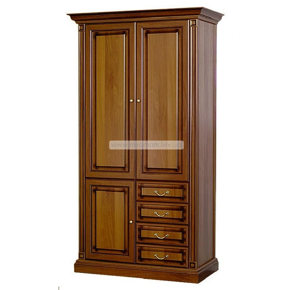 Шкаф 2-х дверный Набукко