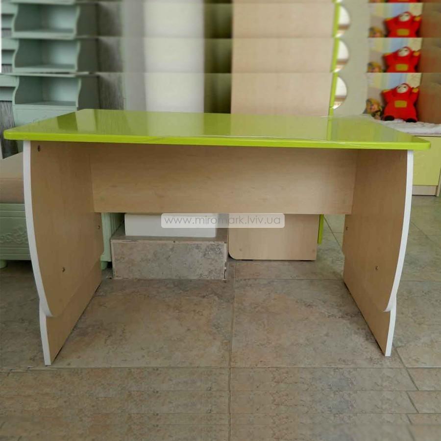 Стол письменный ростишка МДМ-10 «Маугли» лайм