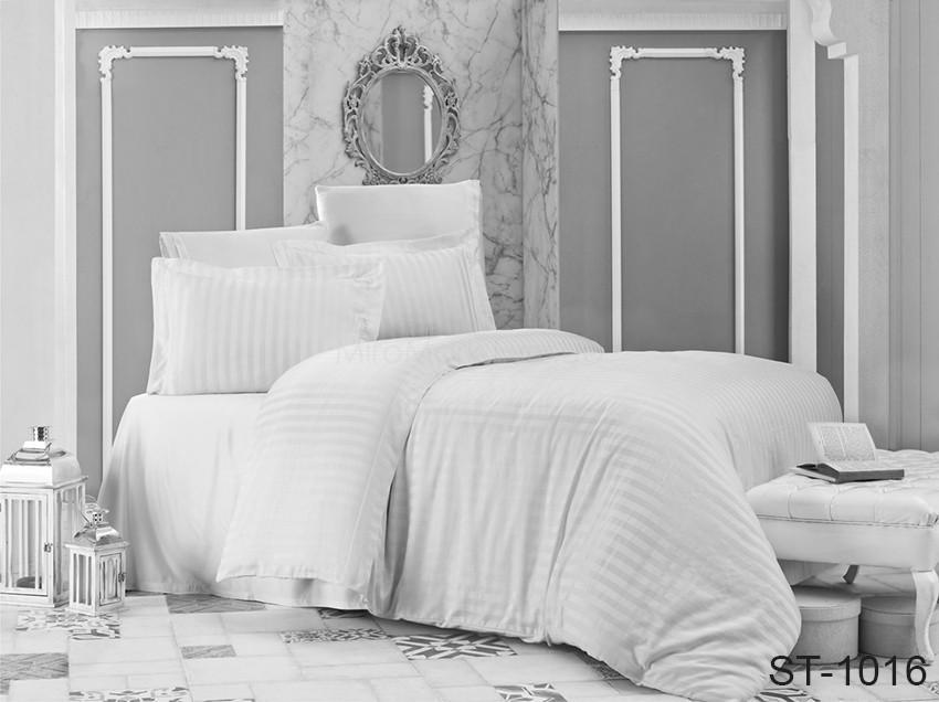 Комплект постельного белья ТМ TAG страйп-сатин ST-1016