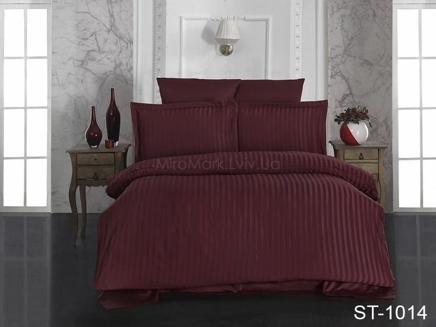 Комплект постельного белья ТМ TAG страйп-сатин ST-1014