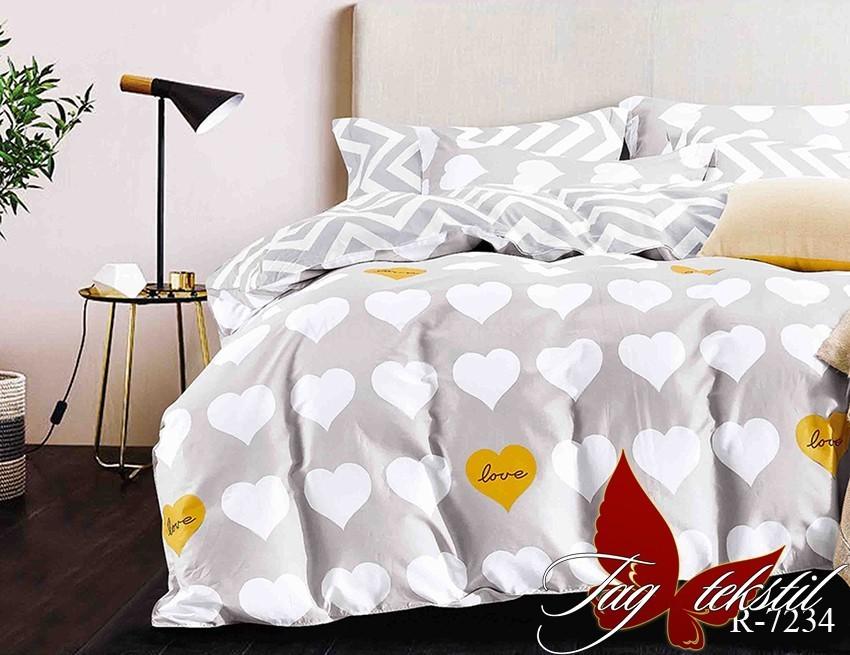 Комплект постельного белья с компаньоном ТМ TAG R7234