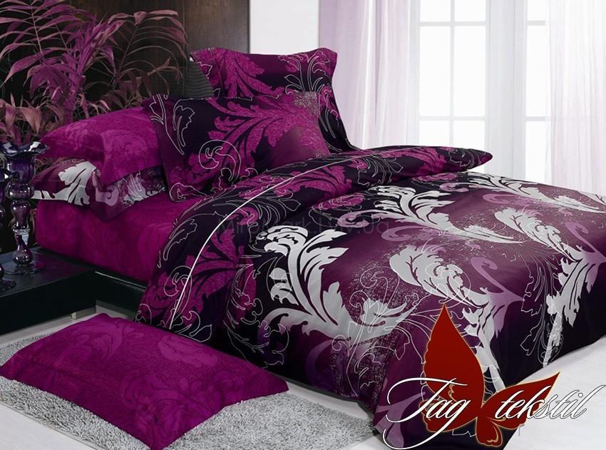 Комплект постельного белья с компаньоном ТМ TAG R7054