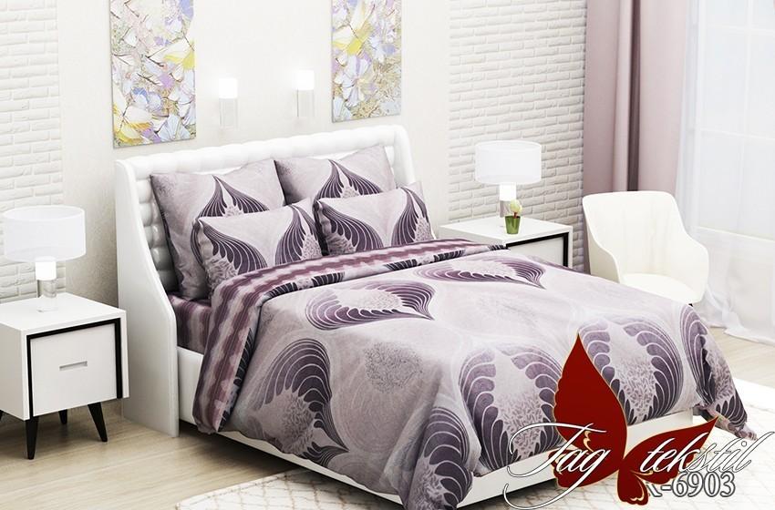 Комплект постельного белья с компаньоном ТМ TAG R6903
