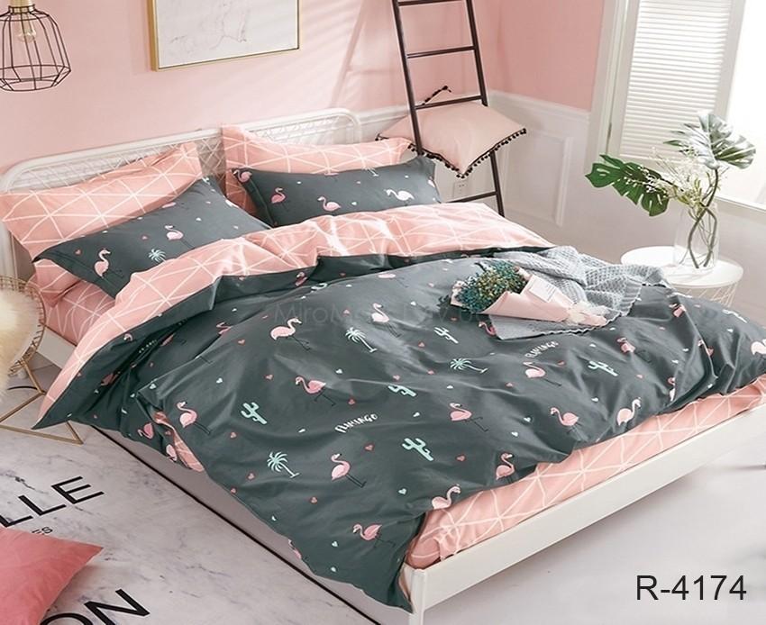 Комплект постельного белья с компаньоном ТМ TAG R4174