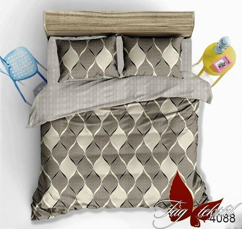Комплект постельного белья с компаньоном ТМ TAG R4088