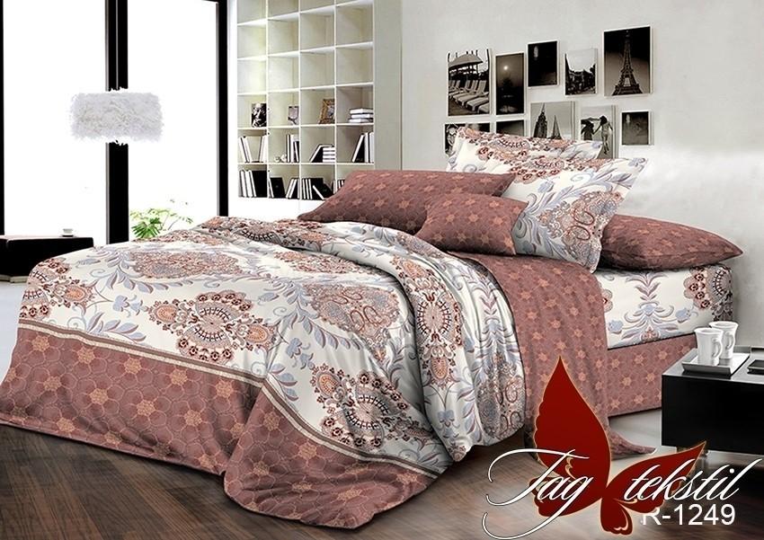 Комплект постельного белья с компаньоном ТМ TAG R1249