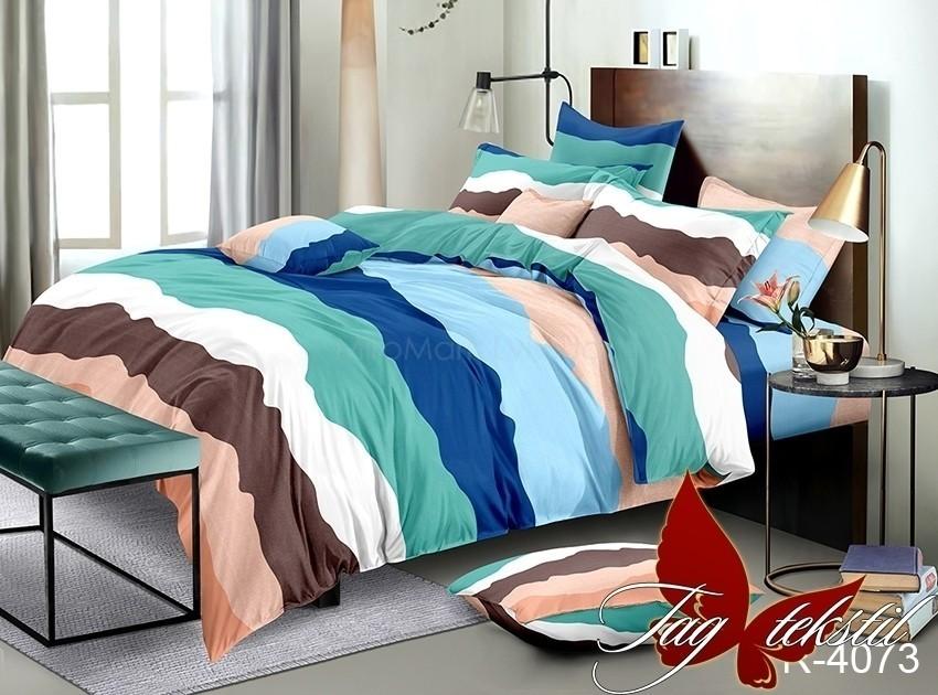 Комплект постельного белья ТМ TAG R4073
