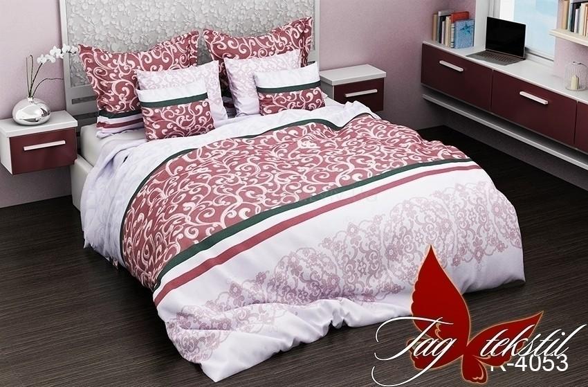 Комплект постельного белья ТМ TAG R4053