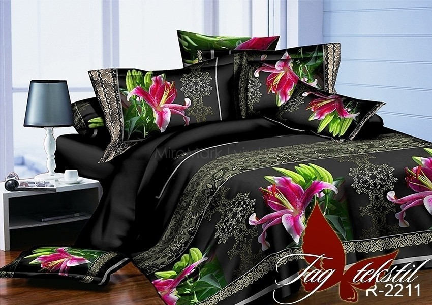 Комплект постельного белья ТМ TAG R2211