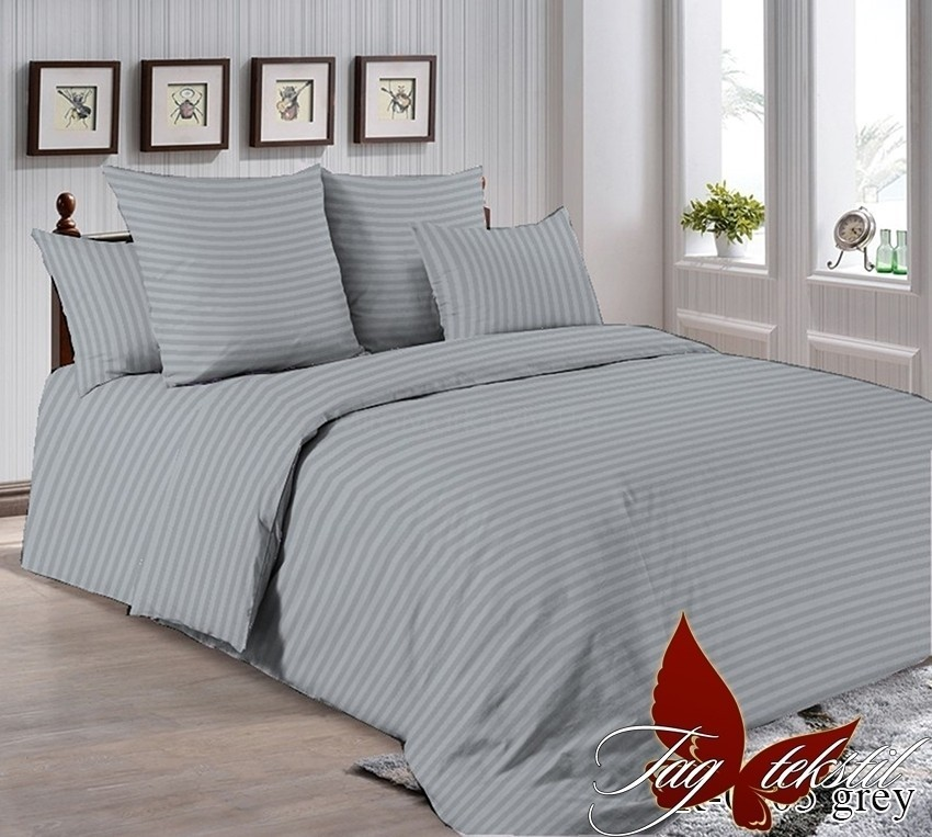Комплект постельного белья ТМ TAG R0905grey