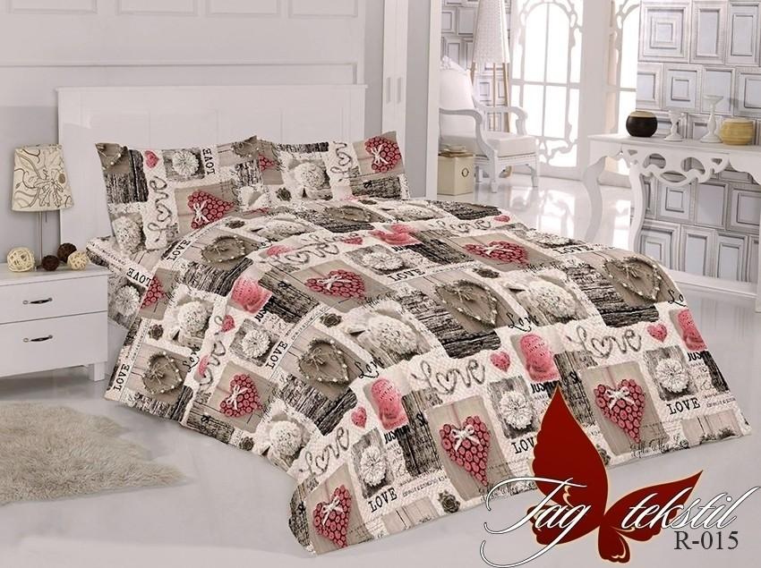 Комплект постельного белья ТМ TAG R015