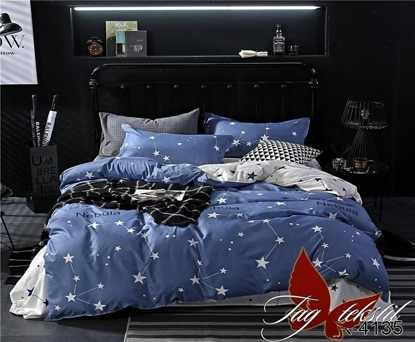 Комплект постельного белья с компаньоном ТМ TAG R4135