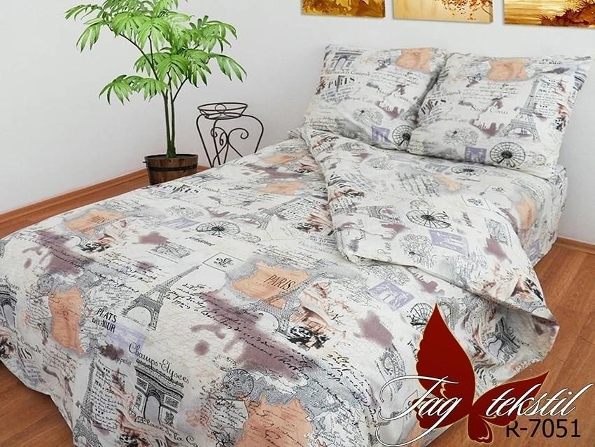Комплект постельного белья с компаньоном ТМ TAG R7051