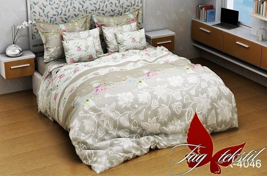 Комплект постельного белья с компаньоном ТМ TAG R4046