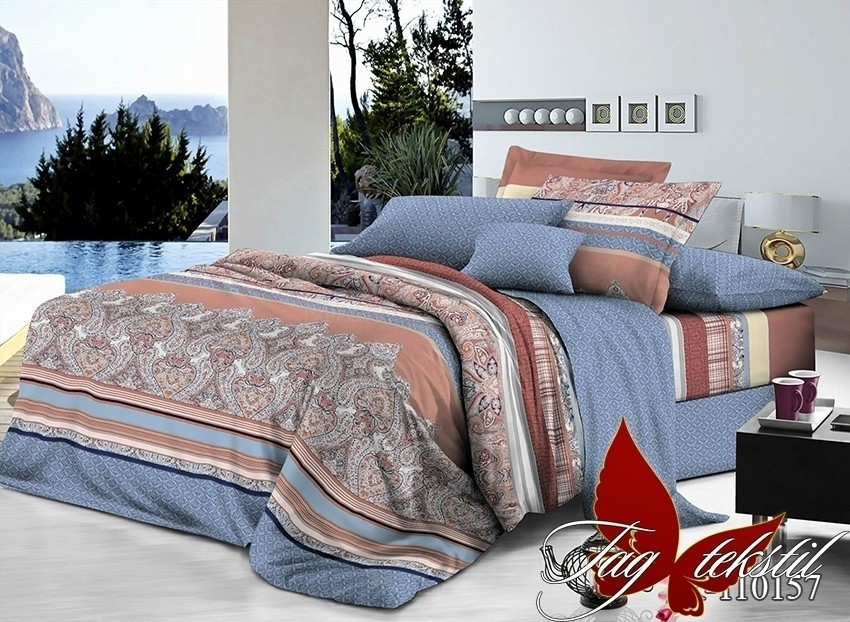 Комплект постельного белья ТМ TAG R110157