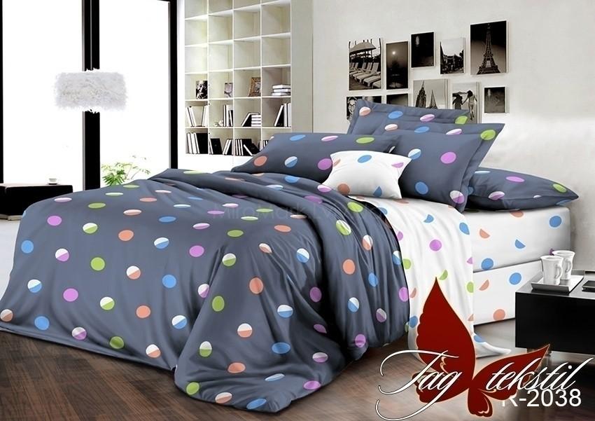 Комплект постельного белья с компаньоном ТМ TAG R2038-2