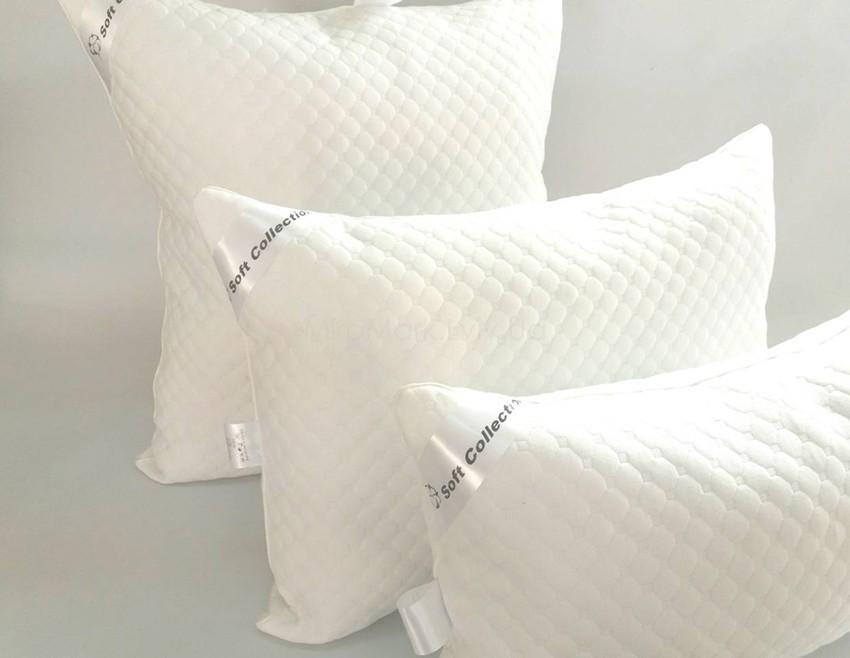 Подушка Soft collection ТМ TAG 70х70