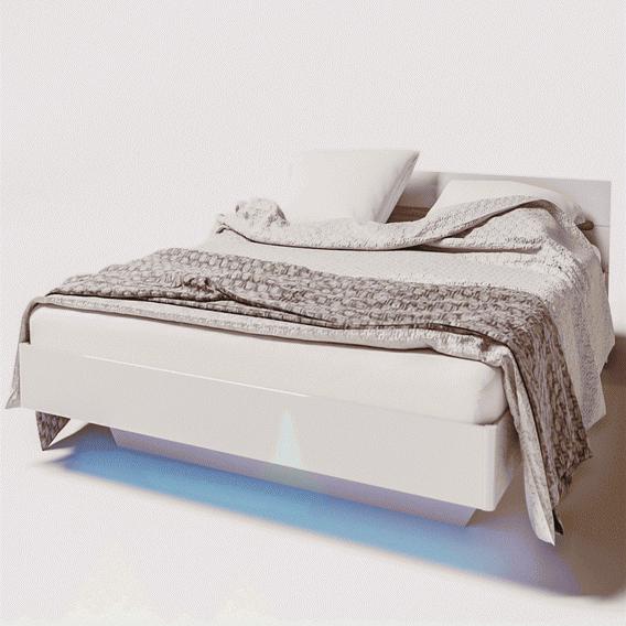 Кровать 160х200 Бьянко