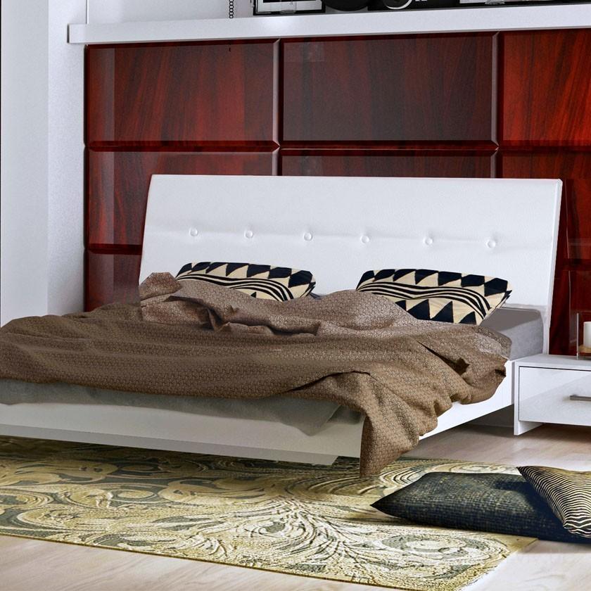 Кровать 180 мягкая Рома