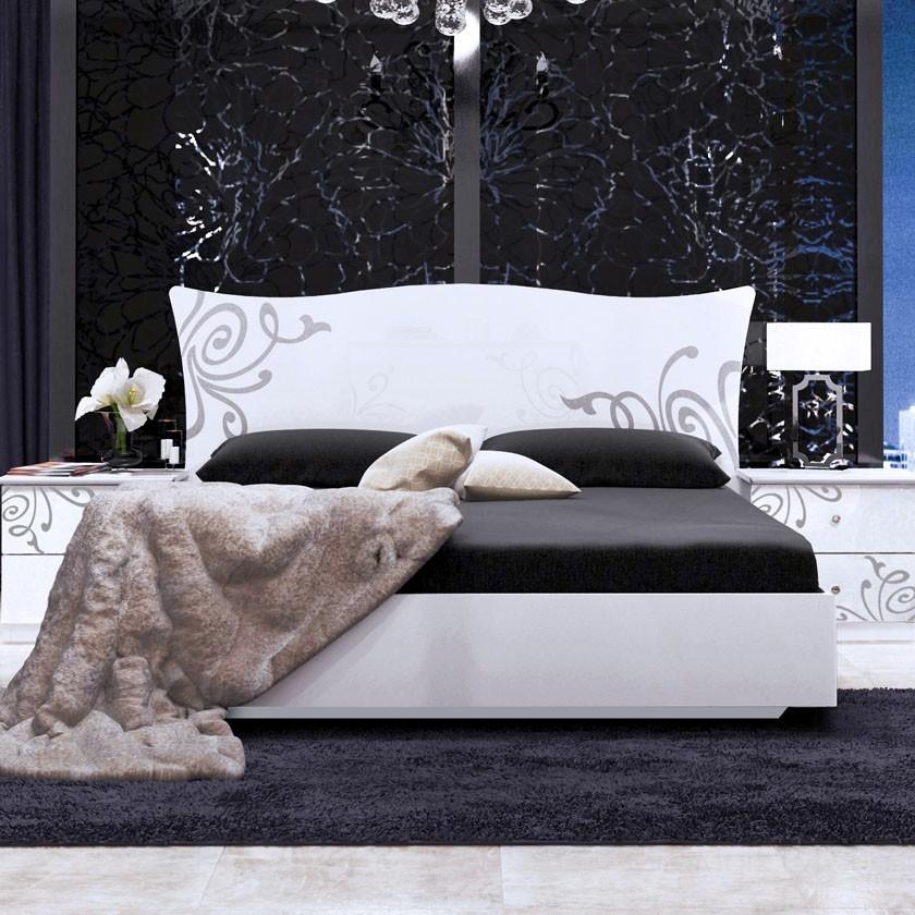 Кровать 160 подъемная Богема