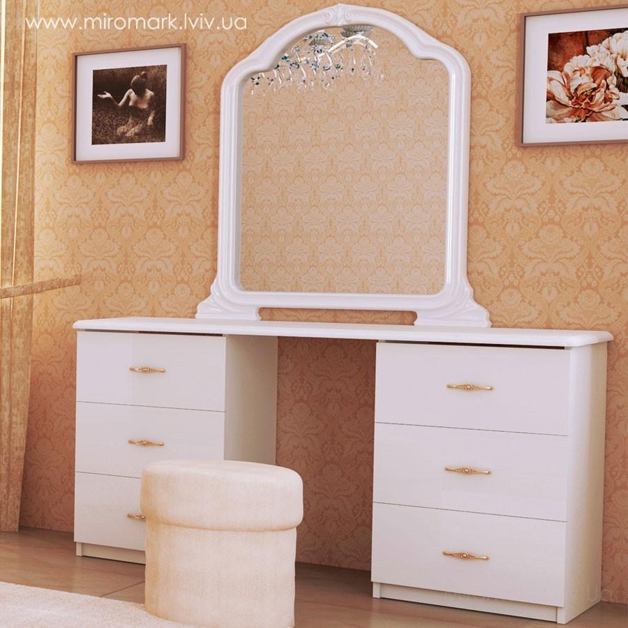 Футура туалетный столик 4ш