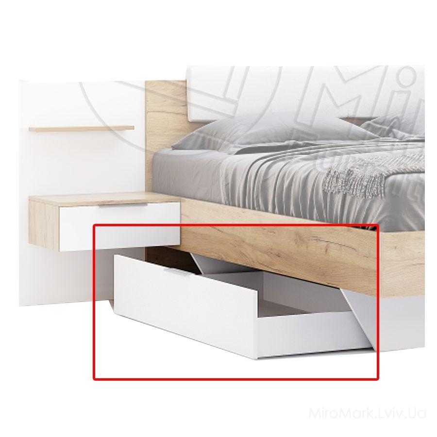 Опция ящик кровати Асти 1шт