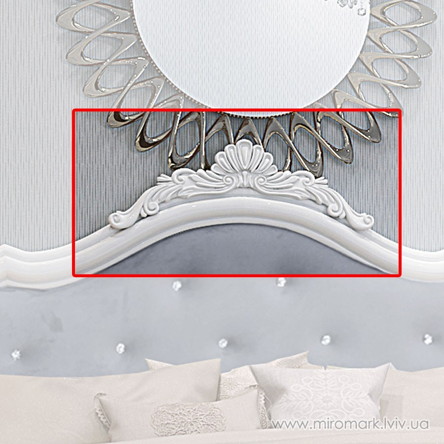 Корона кровати Луиза