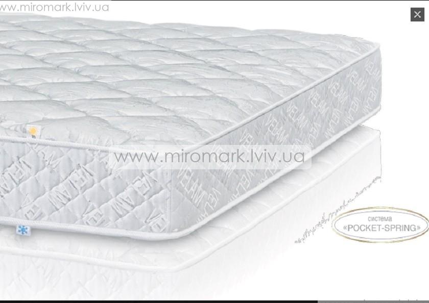Матрас пружинный Коралл 180х200